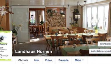 Facebook - Landhaus Hurnen!